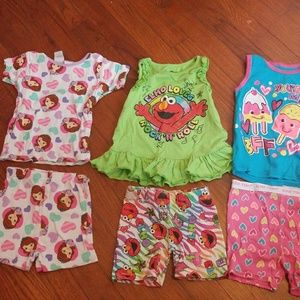 Other - 3 Sets of 3T pajamas